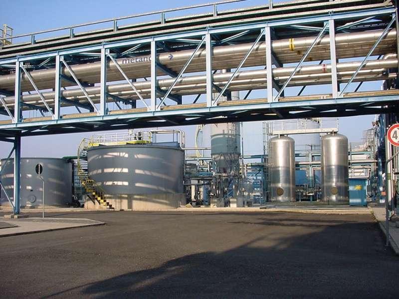 Centrale Turbogas a Ciclo Combinato